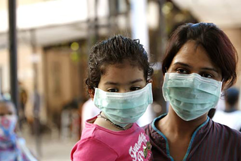 Symptoms & Prevention of Swine flu (h1n1 flu)