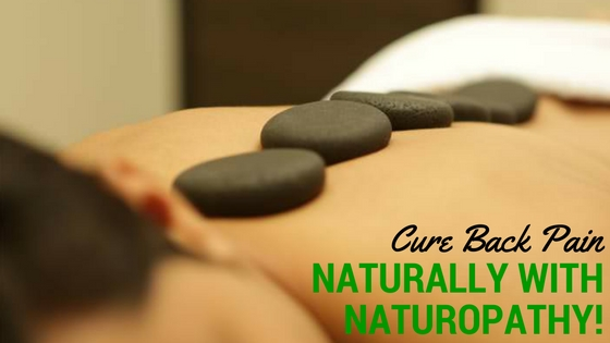 Naturopathy Treatment for Backpain