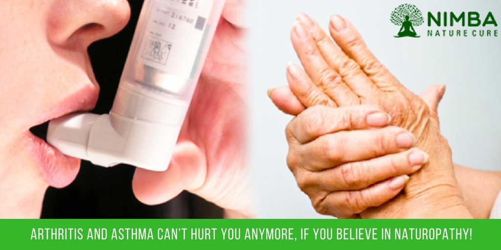 Naturopathy treatment for Arthritis and Asthma