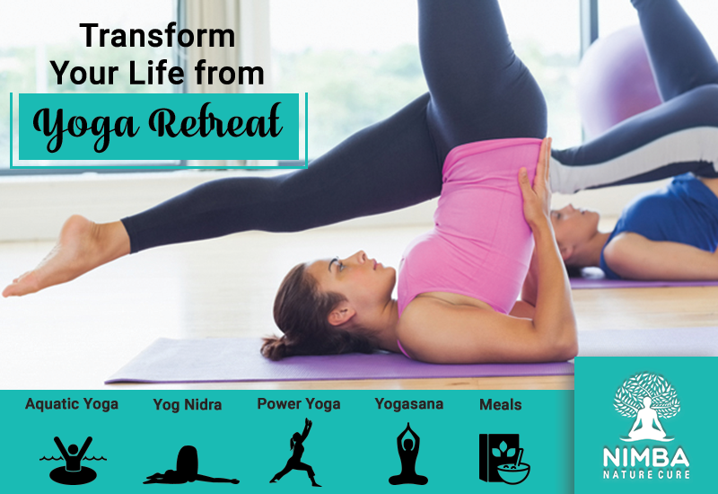 • Transform Your Life from Yoga Retreat