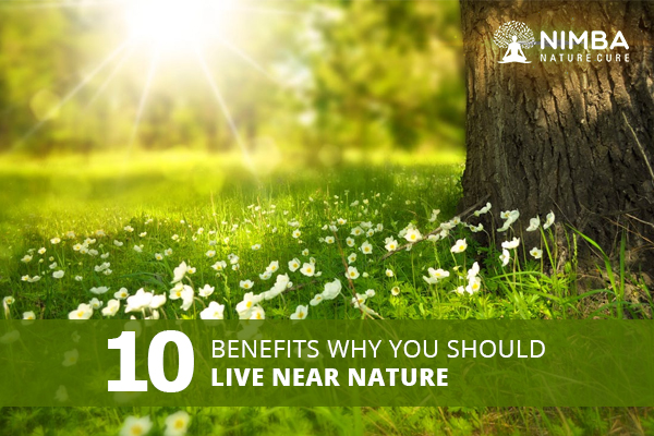 10 benefits to stay near nature