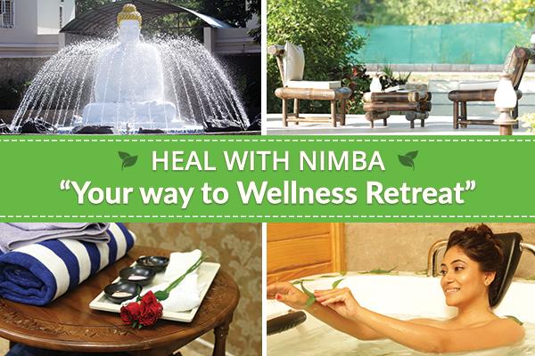 Nimba: Wellness Retreat in India