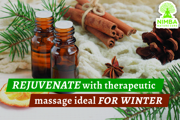 This winter, rejuvenate yourself with ideal therapeutic massage