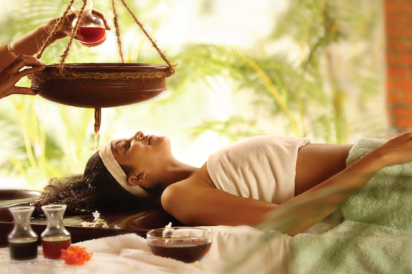 wellness resorts in india
