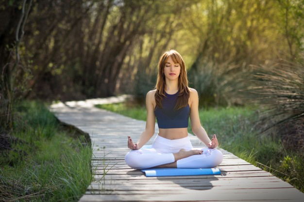 The New Normal- Making Lifestyle Changes With Yoga And Meditation