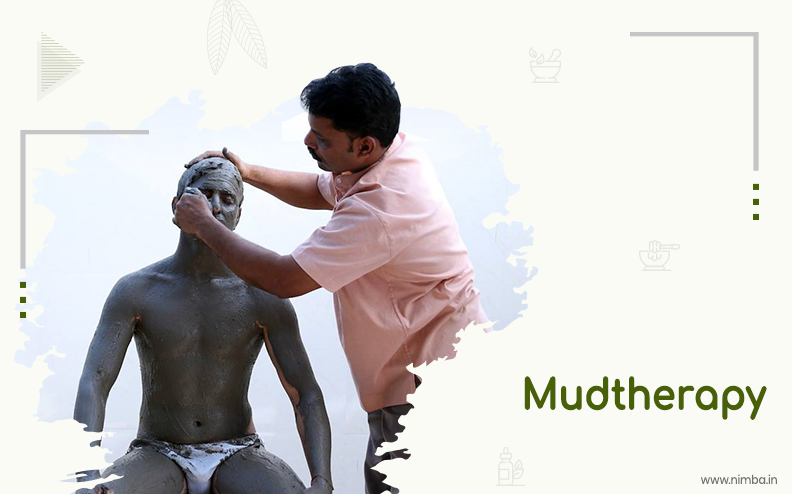 Nurture your body and mind through Mud therapy !